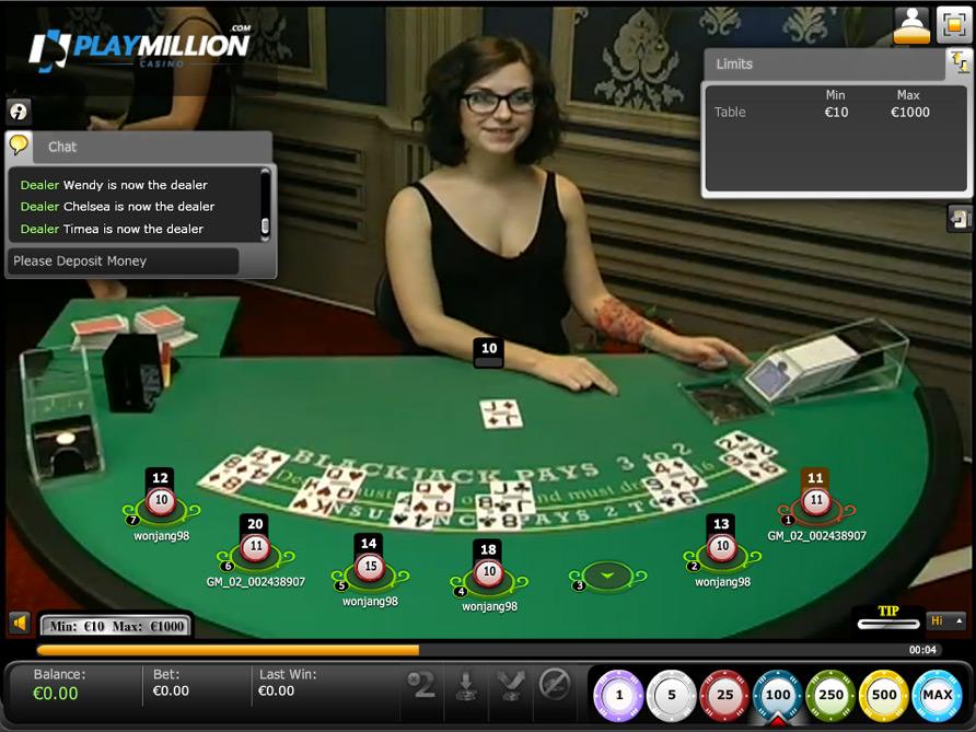 Live Casino online Bonus - 24256