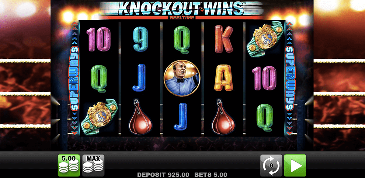 Knockout Wins free KGR - 35801