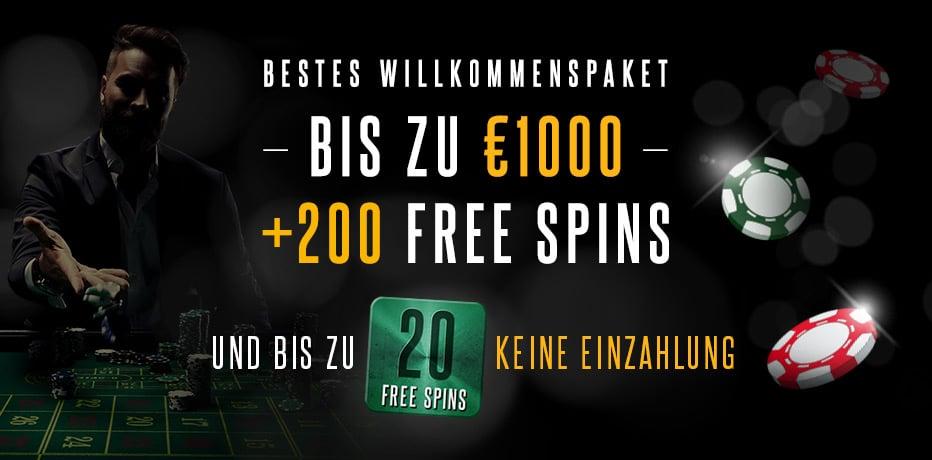 Bonus ohne Einzahlung CasinoLand - 27019