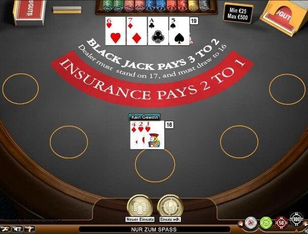 Blackjack Begriffe gratis - 54432