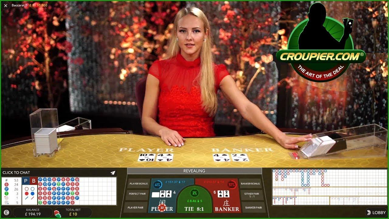 Live Casino - 48546