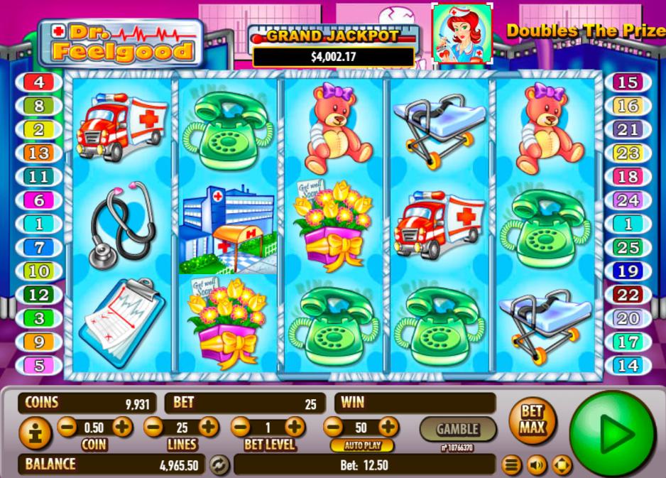 Gratis Slotmaschinen Spielen