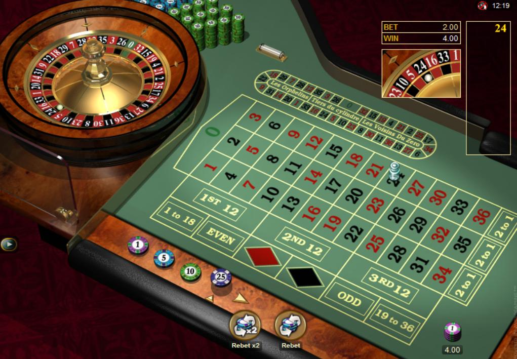 Roulette Orphelins besten - 83424
