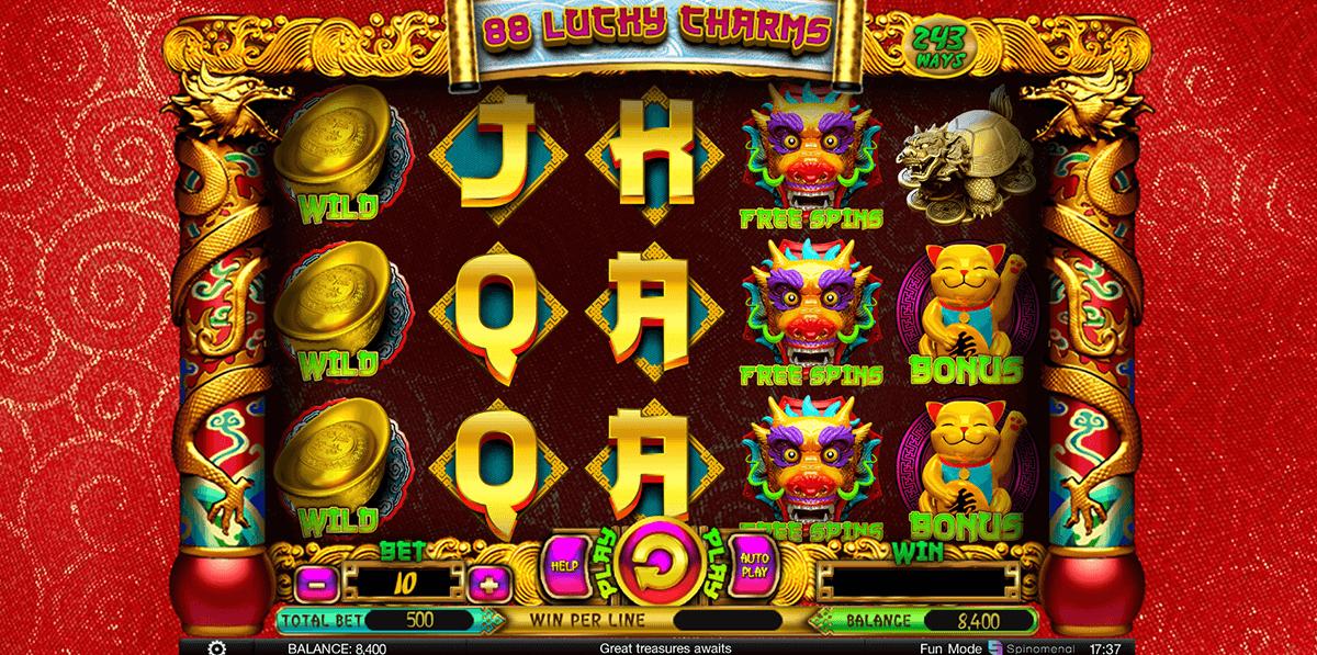 Lucky Ladys Charm gratis - 67297