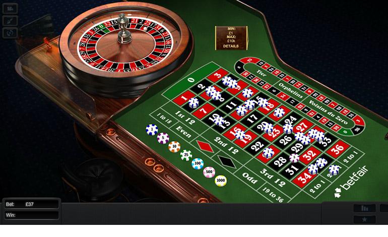 Casino Roulette - 94353