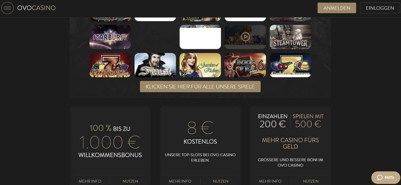Online Casino Deutschland - 20633