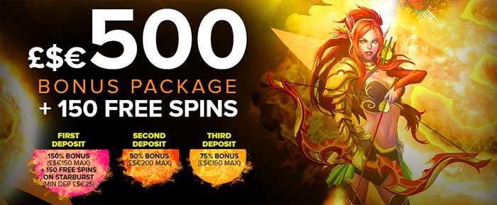 Free Spin Casino - 43268