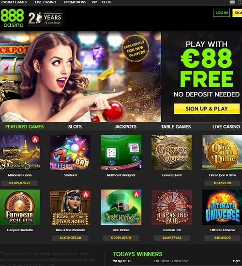 Casino Login gratis - 73521
