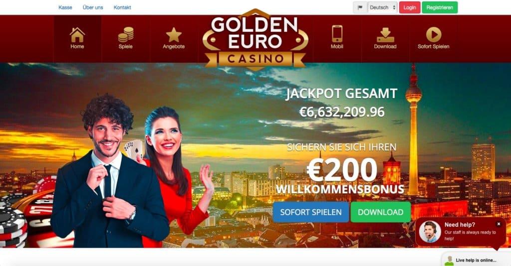 Deutscher im Casino Gate - 84388