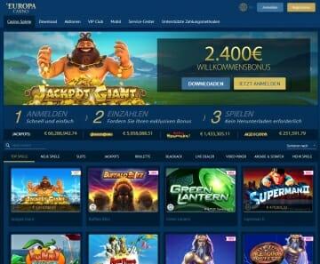 Online Casino Test - 64319