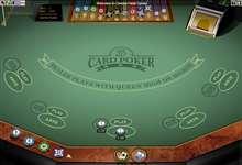 5 Stud Poker - 22020