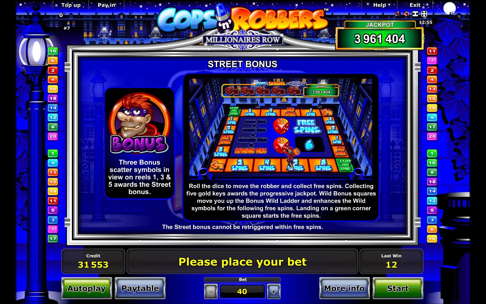 Slot Spielautomaten kostenlos - 30949