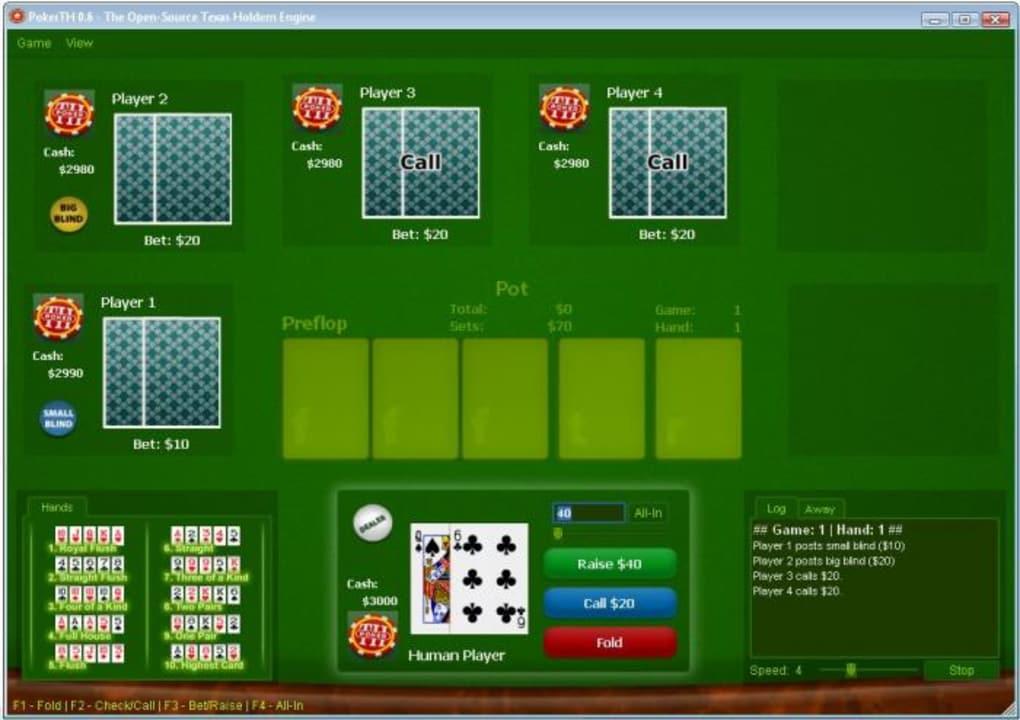 Free Texas Holdem Poker - 23828