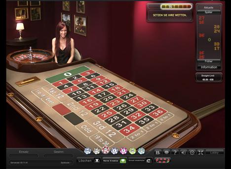 Online Roulette ohne Einzahlung - 93272