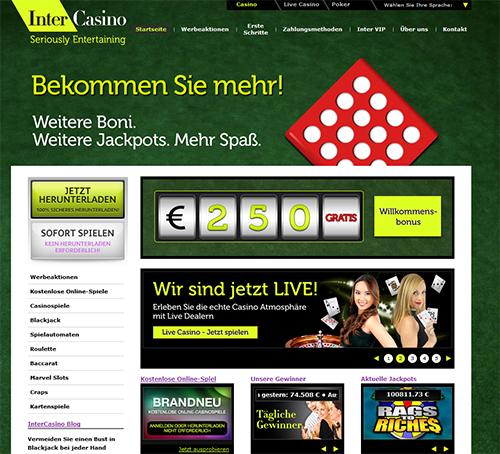 Inter Casino - 35599