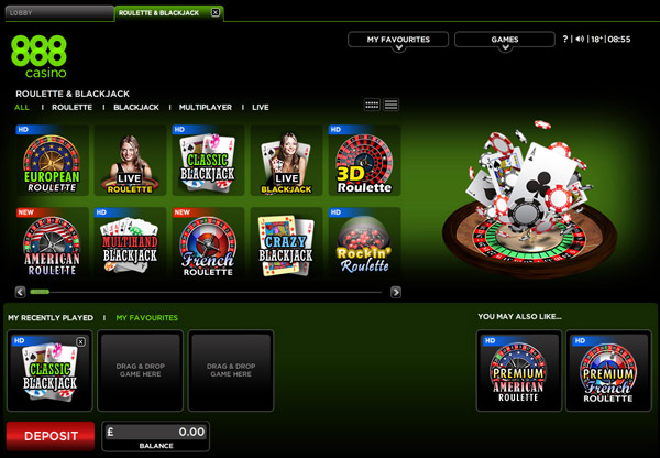 Black Jack Casino - 9609