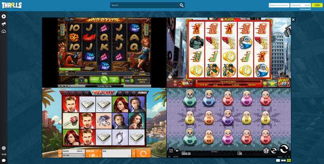 Analyse Gaming Thrills - 83129