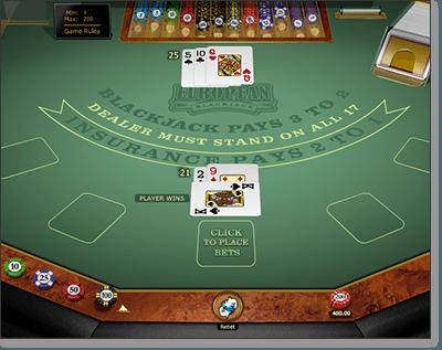 Blackjack Begriffe Casino - 44776