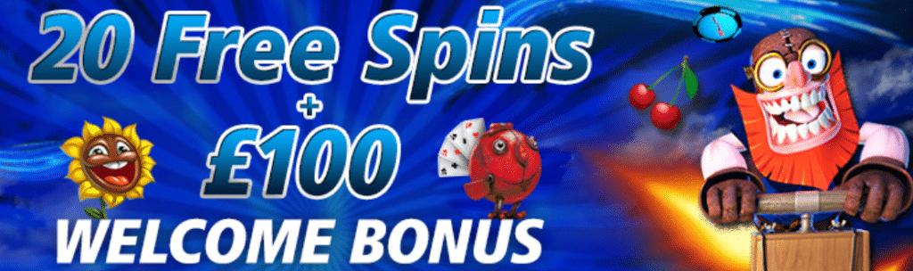 Free Spin - 13685