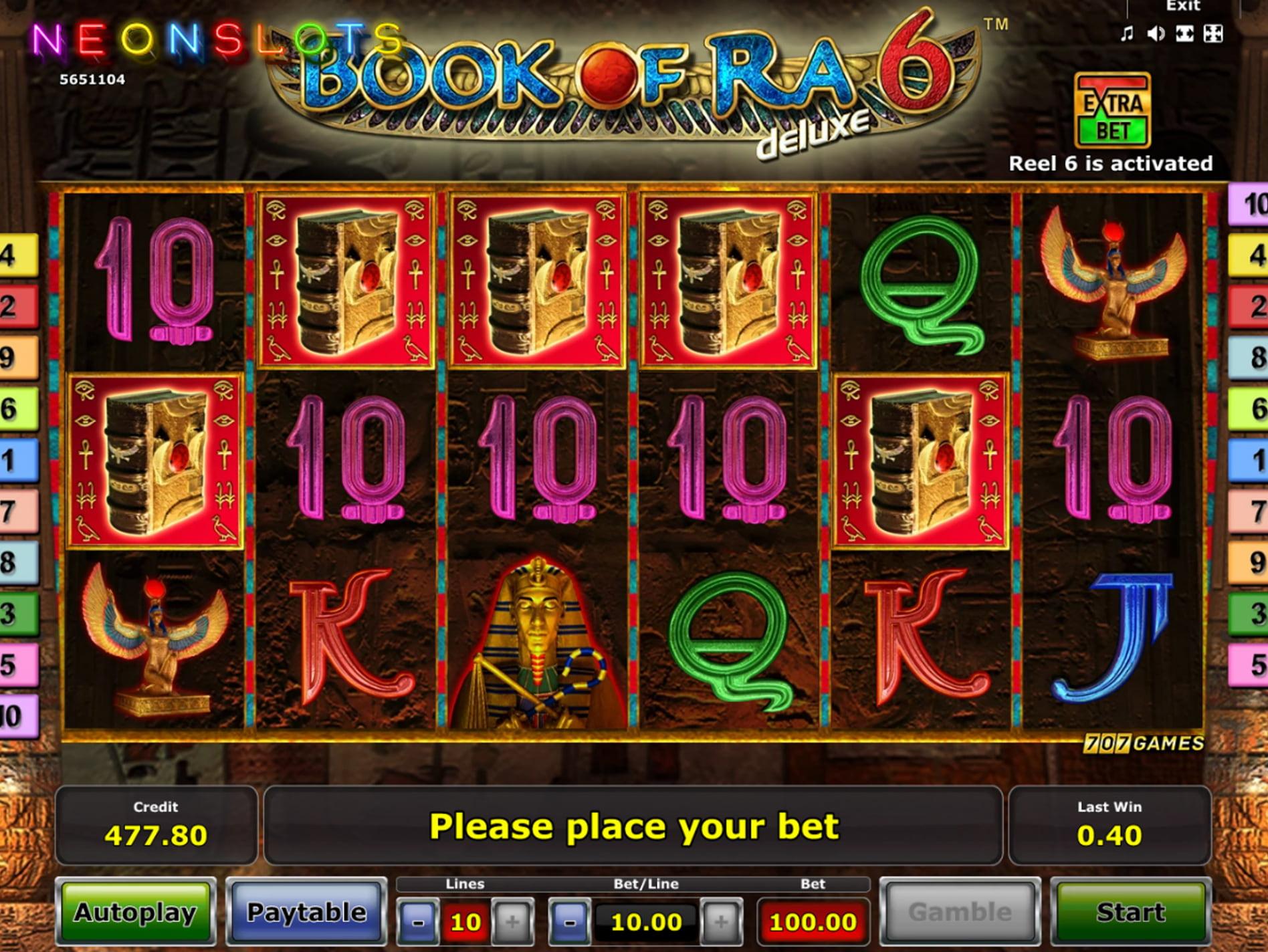 Book of Ra - 21071