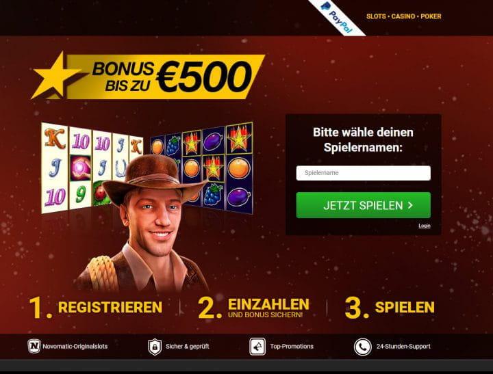 Roulette online Star - 78426