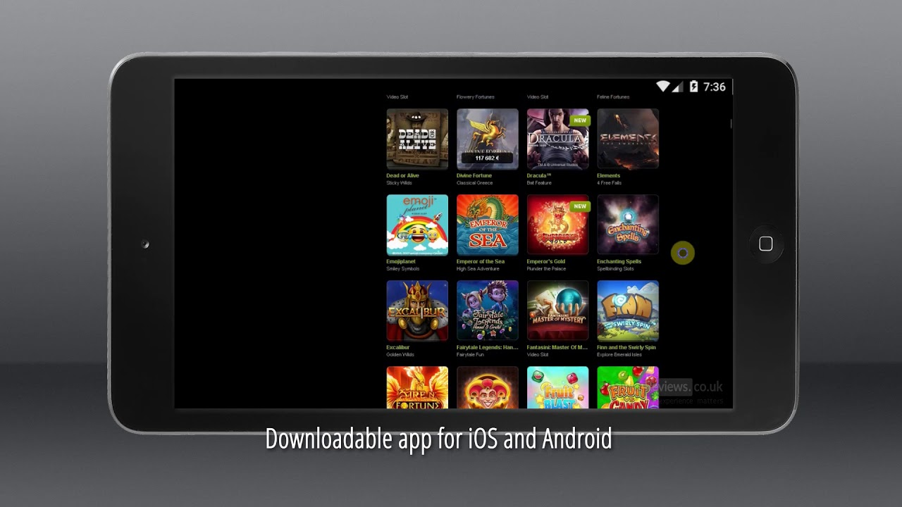 Online Casino Stream - 64325