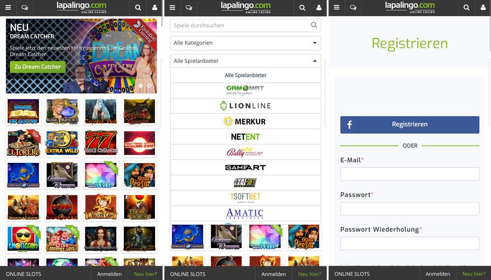 Online Casino app - 6272