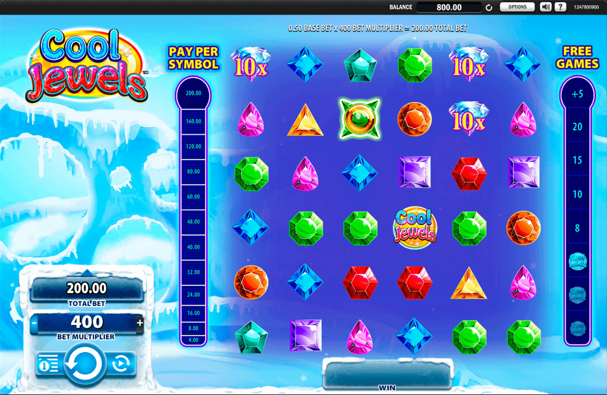 Gewinnchance Spielautomat - 40173