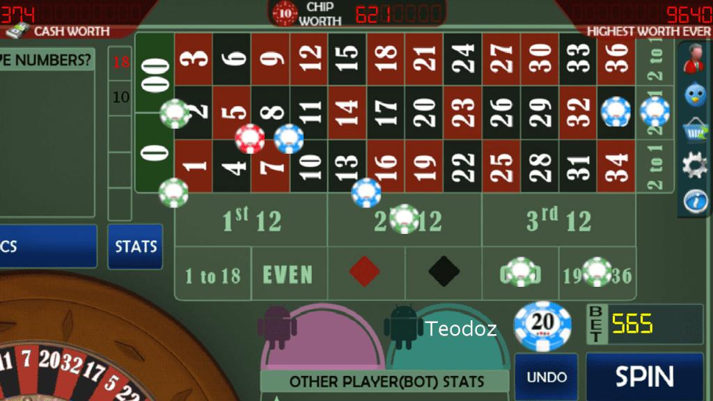 Europa Casino app - 99210