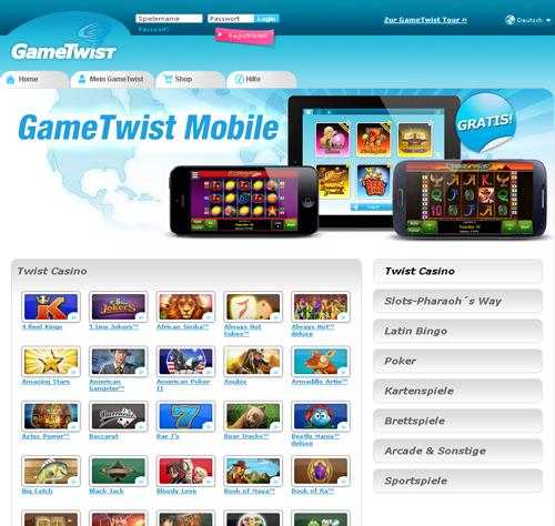 Unbekannte online Casinos - 66197