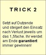 Roulett Trick Funktioniert - 95469