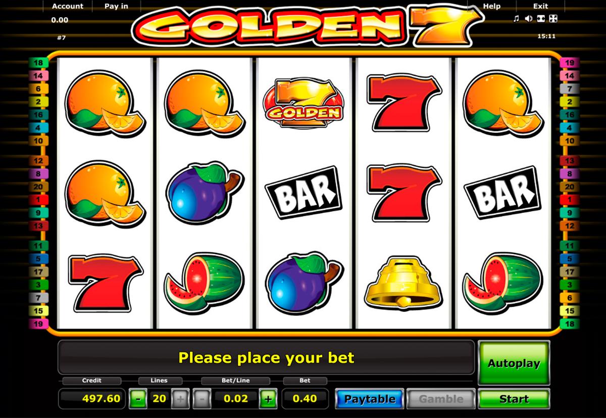Slot Automaten - 27272