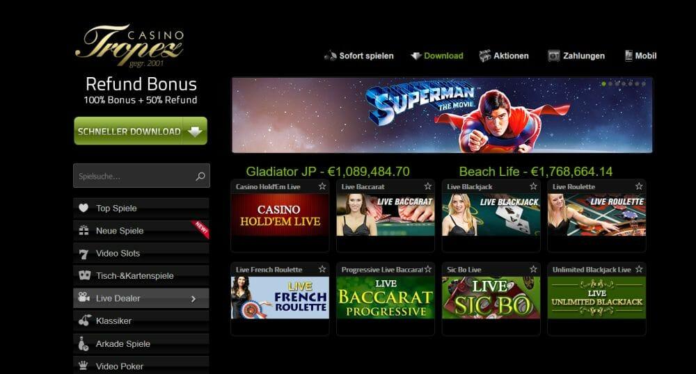 Live Casino - 45829