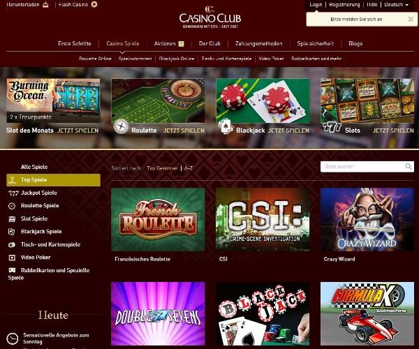 Online Casino mit - 11496