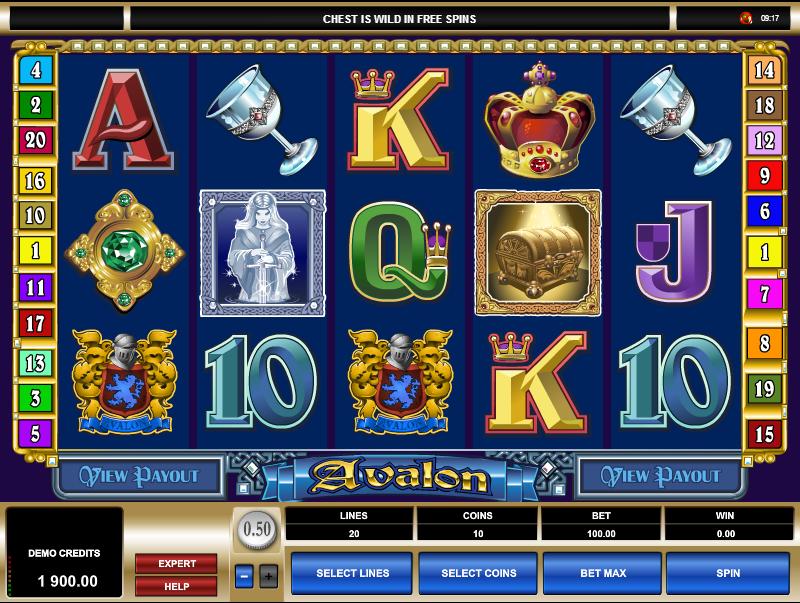 Beste Microgaming Casino Captain - 22950