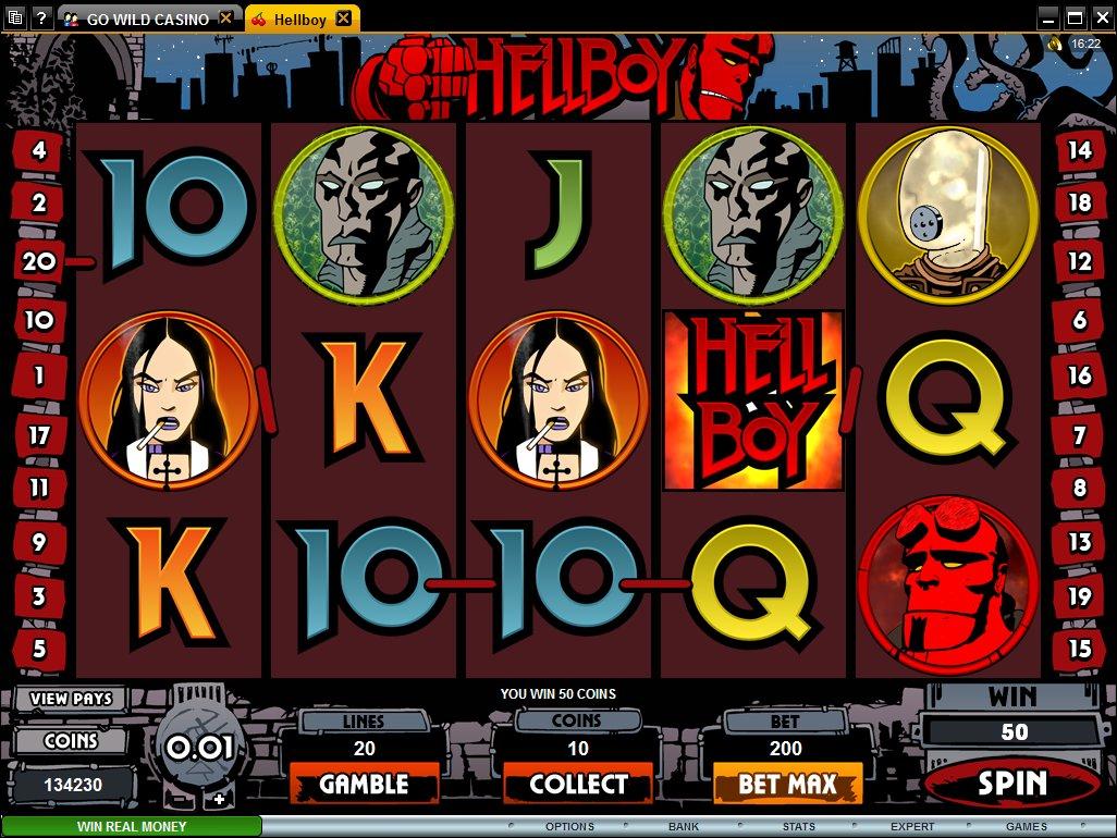 Casino Bonus Code - 67801