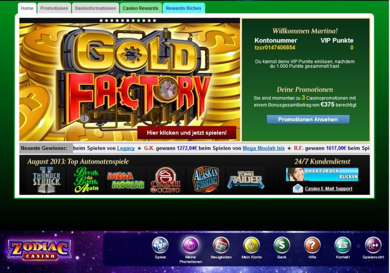 Suche erfahrungsberichte Casino - 82431