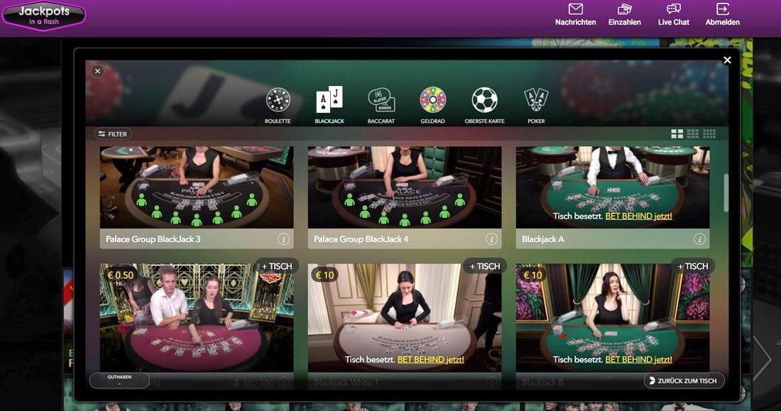 Online Casino Test - 36009