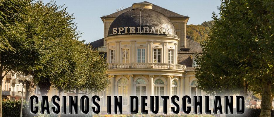 Spielbanken Deutschland - 41887