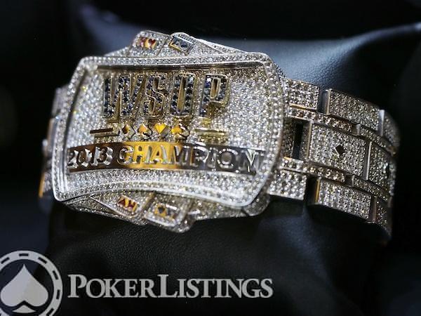 Blackjack Spielgeld Bracelet WSOP - 68758
