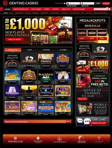 Poker Casino online Bonus - 94029