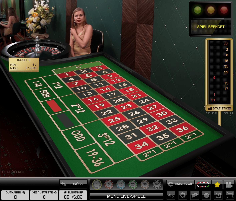 Stream Spiel Casino - 28086
