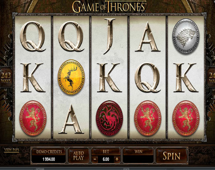 Game of Thrones N1 - 87303