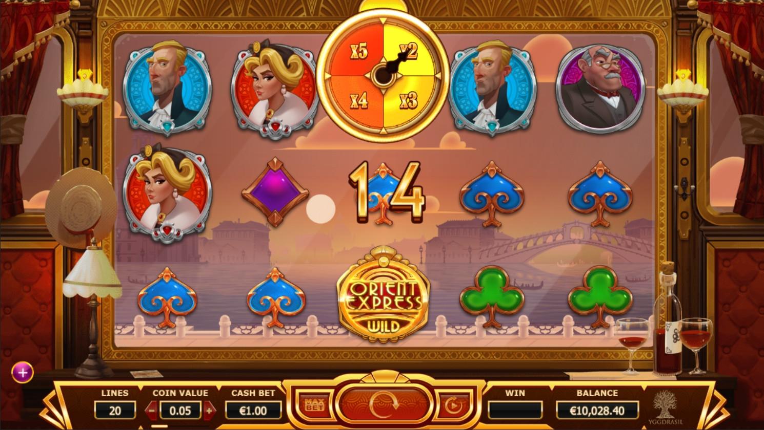 Online Casino - 89504