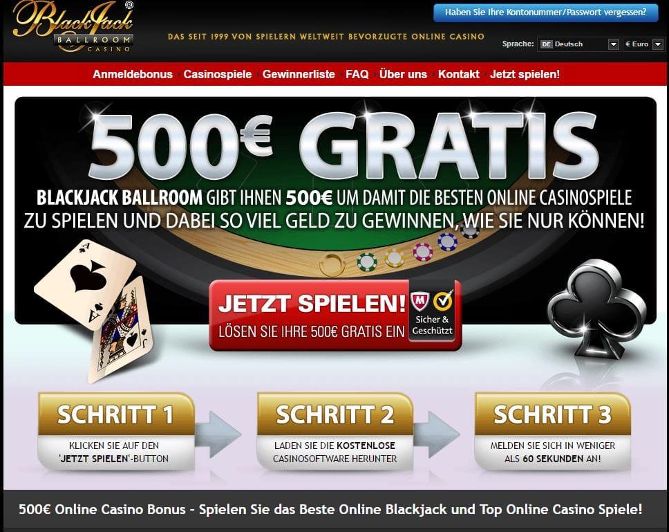 Casino Bonus - 96671