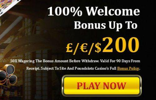 Secret Casino Bonus - 90320