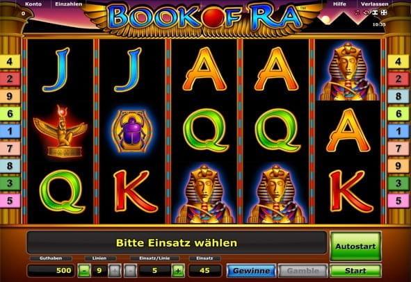 Casino Book Of Ra Gratis Spielen