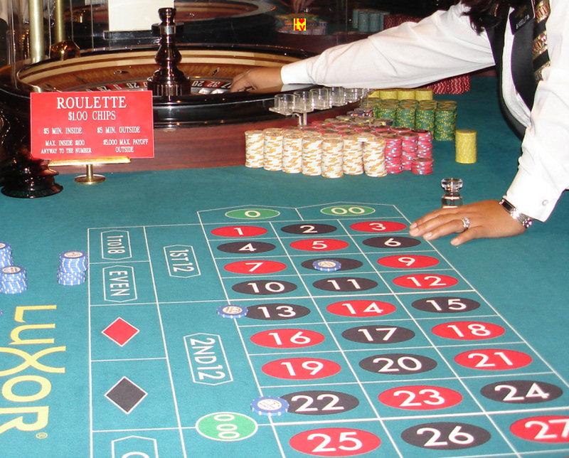 Roulette Regeln LUX Casino - 23250