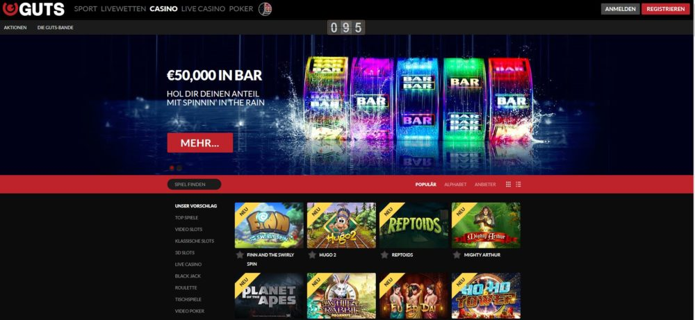 Free Spins - 45687