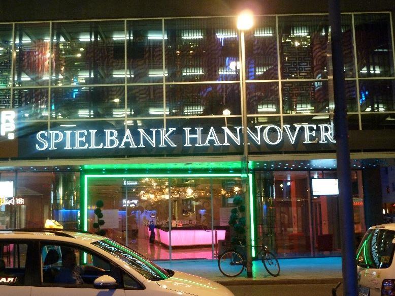 Spielbank Automaten Euro Palace - 74624